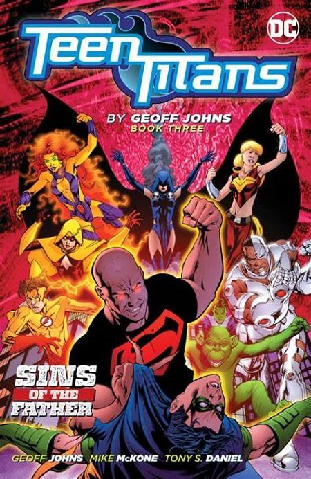 Une autre intrigue de Johns injectée dans la nouvelle saison. ©2003-Mike Mc Kone-DC Comics.