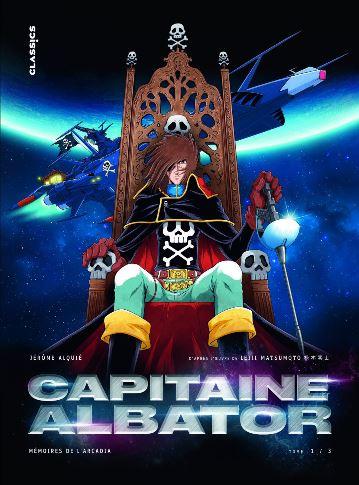 Il revient, Albator ! Le capitaine, corsaire !