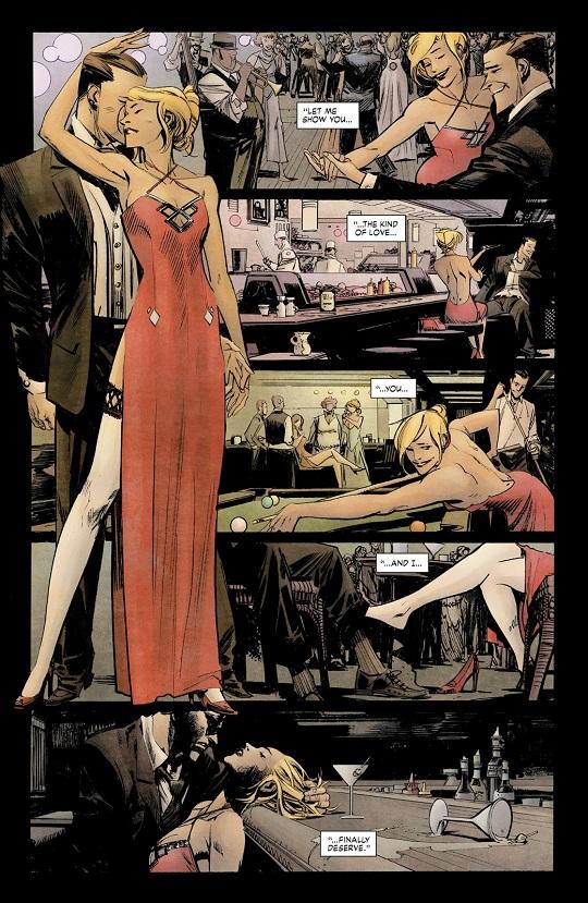 Bienvenu dans la société civile  © DC Comics