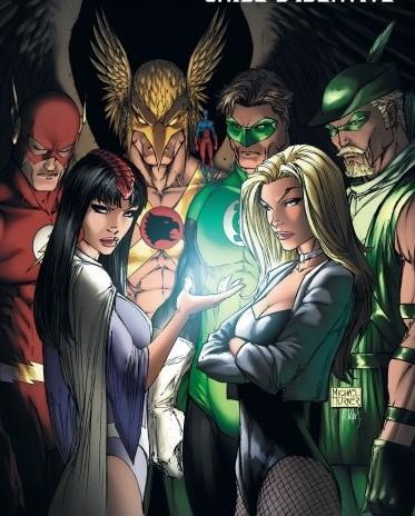 «Quelqu'un m'a mis la main au cul pendant que les plombs ont sauté! Qu'il se dénonce ici et maintenant!» © 2004-DC Comics/Urban-Michael Turner