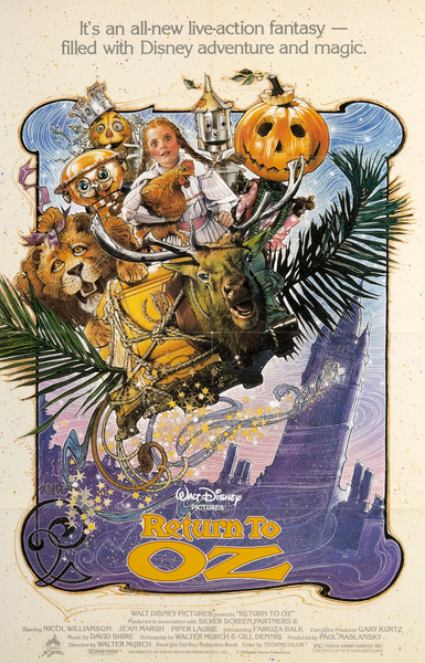 Un film que Tim Burton n'aurait pas renié ©Walt Disney Pictures