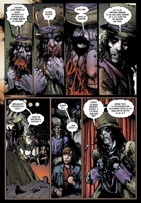 Le Batteleur: un méchant croquemitaine qui n'est pas sans rappeler un certain Grippe-Sou… © Dynamite, Wetta