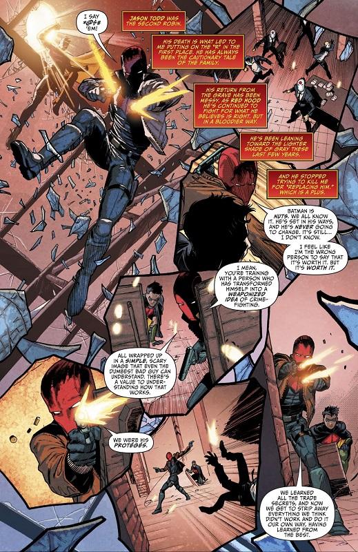 Meilleurs potes, on vous a dit !  © DC Comics