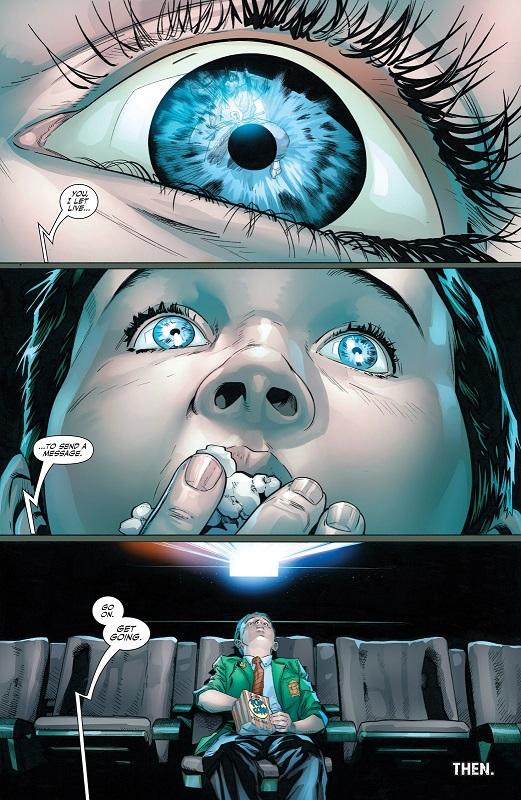 Une rencontre choc ©Bliss Comics