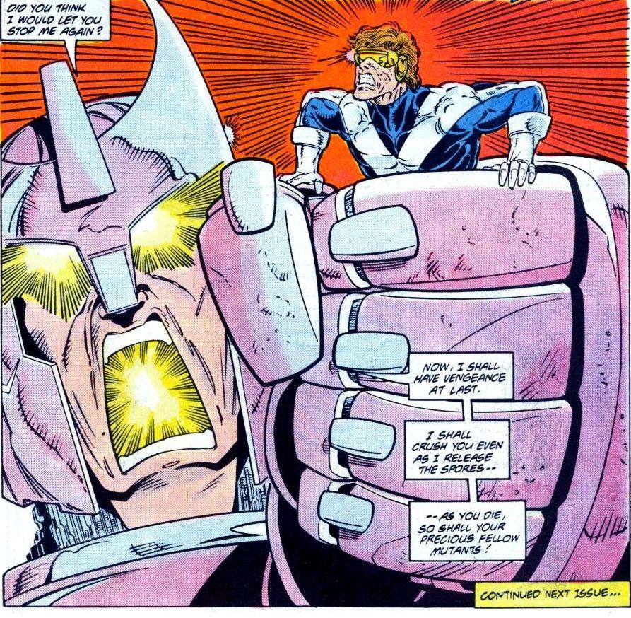 Des dessins fonctionnels qui rappellent les 1er Facteur X. ©Marvel Comics