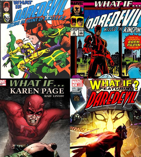 Le diable est dans les détails : un rien peu tout changer ©Marvel Comics
