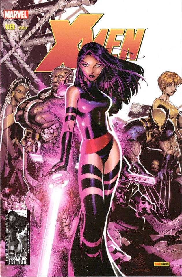 L'héroïne du jour n'est pas celle que l'on croit! © Marvel Comics © Panini Comics