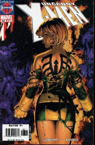 Tatoo you !  © Marvel Comics