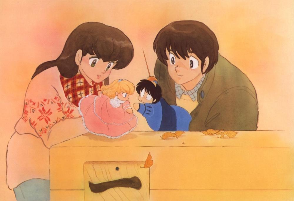 Kyoko et Godai : des marionnettes du destin. ©Delcourt