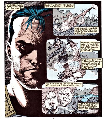 Le cliché de l'ancien compagnon d'arme dévoyé… ©Marvel Comics